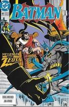 Batman Comic Book #481 Dc Comics 1992 Near Mint Unread - $3.99
