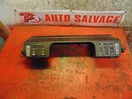 92 91 90 89 88 Jaguar XJ6 headlight info hazard & fog light switch panel - $98.99