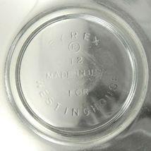 Pyrex Westinghouse Beehive Bowl 1.5qt Vintage Clear Glass Mixer w/ Pour Spout image 7