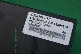 Pontiac G6 SE GT GTP Convertible Hydraulic Lift Top Control Module 15899976 image 4