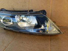 11-13 Kia Optima Headlight Lamp Halogen Passenger Right RH - CLEAR LENS image 4