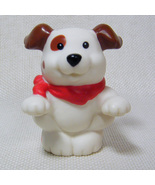 Fisher Price Little People DOG with SPOTS Discovering Vehicles at the Ga... - $4.50