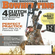Petersen's Bowhunting 2015.07 Magazine Back Issue - $3.00