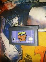 Mario vs. Donkey Kong (Nintendo Game Boy Advance, 2004)Cartridge Only! - $15.99