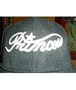 "BLACK ""PRINCESS"" BALL CAP EMBROIDERED ADJUST ONE SIZE FITS ALL - $9.89"