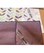 Norwex Purple Grape Leaf Window EnviroCloth Antibacterial Chemical Free ... - $35.63