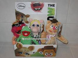Muppets Nicotoy Europe Muppet Show Movie Set of 4 Dolls Animal Kermit Piggy RARE - $325.03
