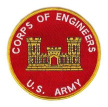 US Army Corps of Engineers Patch - $9.89