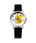 Pokémon Pikachu Style Kids Glow in the Dark Hour, Minutes, Seconds Hands... - $12.97