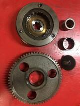 1995 95 Kawasaki Vulcan 750 Vn750a Engine Motor Starter Gear & One Way Bearing - $44.09