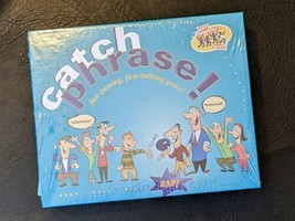 Catch Phrase Board Game Talking Funny Hasbro New Sealed Vintage 1994 - $32.71
