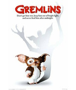 Gremlins 24x36 Gizmo Movie Poster! - $11.14
