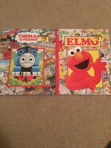 Look And Find Books Lot Of 2 - $5.92