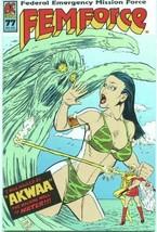 AC Comics Femforce (Fem Force) #77 [Comic] Bill Black - $4.90