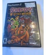 Scooby-Doo Mystery Mayhem (Sony PlayStation 2, 2004) complete - $20.00