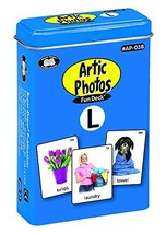 "Artic Photos ""L"" Fun Deck Cards - Super Duper Educational Learning Toy f... - $24.91"