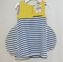 Rare Editions 2 Piece Set Summer Dress Scooter Umbrella Bloomers Size 12 Months image 6