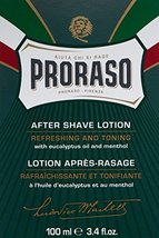 Proraso After Shave Lotion, Refreshing and Toning, 3.4 fl oz image 3