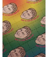 Tim Leary Heads Blotter Art prints psychedelic sheet classic blotter per... - $64.35