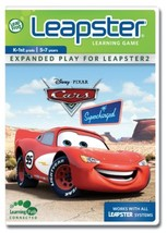 Leapster Leapster2 Disney Pixar CARS SUPERCHARGED GAME - $6.79
