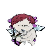 New Southpark Cartman as Fat Cupid Pin Lapel Rave Steampunk Jewelry - $10.99