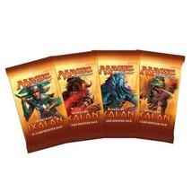 4x Sealed MtG Magic: The Gathering Rivals of Ixalan Booster Packs - $14.99