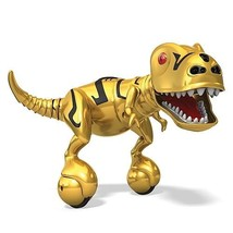 Zoomer Dino - Limited Edition - Metallic Gold Finish - HOT TOY - $292.20