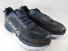 Hoka One One Arahi Size US 10 M (D) EU 44 Men's Running Shoes Black Gold