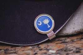 The South Carolina Logo Ball Marker & Hat Clip - Great Looking - $281,18 MXN