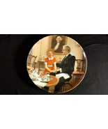 """1985 Little Orphan Annie Series """"Tomorrow"""" Vintage Collectors Edition Plate - $35.00"""