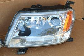 06-08 Suzuki Grand Vitara Halogen Headlight Light Lamp Matching Set L&R POLISHED image 3