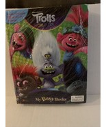 Dreamworks Trolls World Tour My Busy Book figurines & playmates **NEW** - $13.57