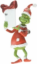 Department 56 Grinch Personalizable Hanging Ornament - $24.99