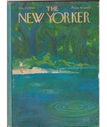 The New Yorker Magazine August 27 1966 - $27.87