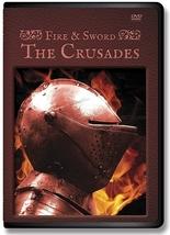 FIRE & SWORD - THE CRUSADES-DVD