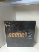 Scene It The DVD Movie Game - New - Sealed - All About the Movies - $22.75