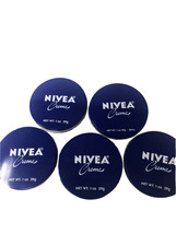 Nivea Creme for Skin Moisturizing Net WT.1 oz 29g Pack Of 5 - $12.74