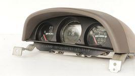 96-99 Montero Sport Voltage Temp Compass Oil Pressure Aux Dash Gauge W/Bracket image 3