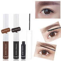 PNF® New Mascara 3D Curling Long Cosmetics Lengthening Moisturizer Natur... - $5.03