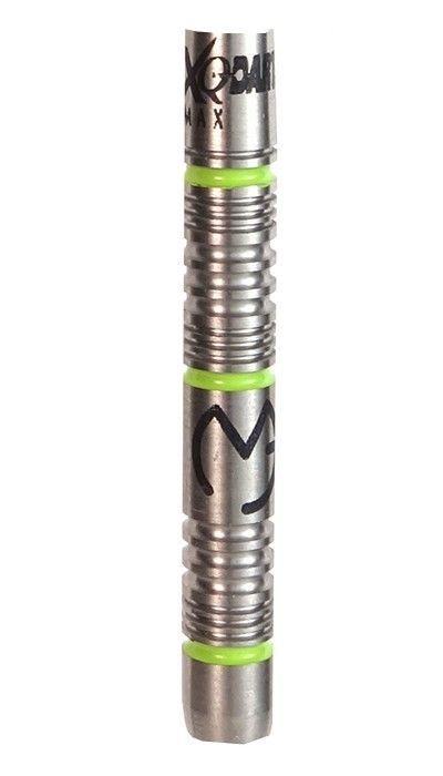 XQ Max MVG Demolisher 70% Tungsten 18 gram 2ba Soft Tip Darts MGD7018-SF