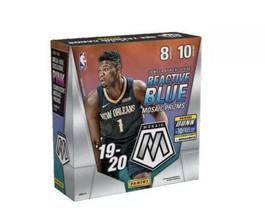 2019-20 Panini Mosaic NBA Basketball Cards MEGA Box - NEW - SEALED. IN HAND - $247.49