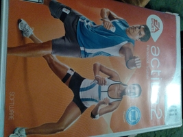 Nintendo Wii  EA Sports active 2 Personal Trainer image 1