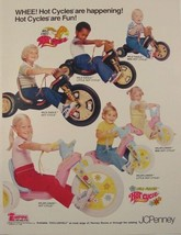 1979 Hot Cycle Are Fun! Wildflower & Wild Eagle in three Sizes Print Ad - $9.99