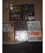 Patricia Cornwell 1st Edition Books  - $100.00