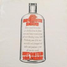 BGSU Absolute T Shirt Vintage 90s Bowling Green Ohio Vodka Falcons Size ... - $46.74