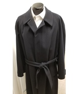 Luxurious Merino Wool Overcoat by Cardinale - $65.00
