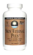 Skin Eternal Plus 120 Tablets Care Health C-Ester Dmae Lipoic Acid Suppl... - $45.04