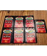 7 Sealed 1992 TOPPS STADIUM CLUB BASEBALL CARD PACK SERIES 2 (15 CARDS P... - $6.97