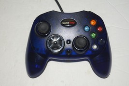 Gamestop Corded Controller for XBOX BB-136 Game Stop Dark Blue Game Stop - $11.87