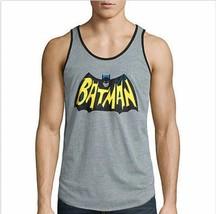 Officially Licensed DC Comics Men's Classic Batman Logo Tank Top - $13.99